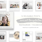 templates for social media