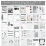 Course Template Powerpoint